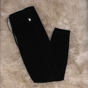 Danskin Now Pants - danskin now fitted black leggings